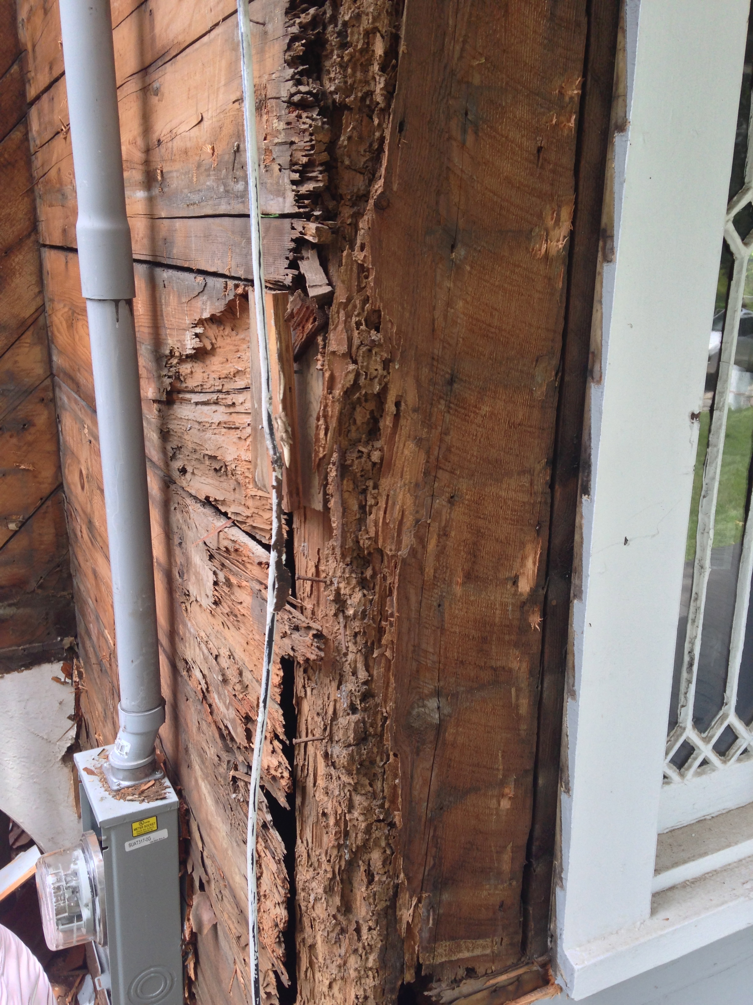 Major Termite Damage Victorian Home Renovation