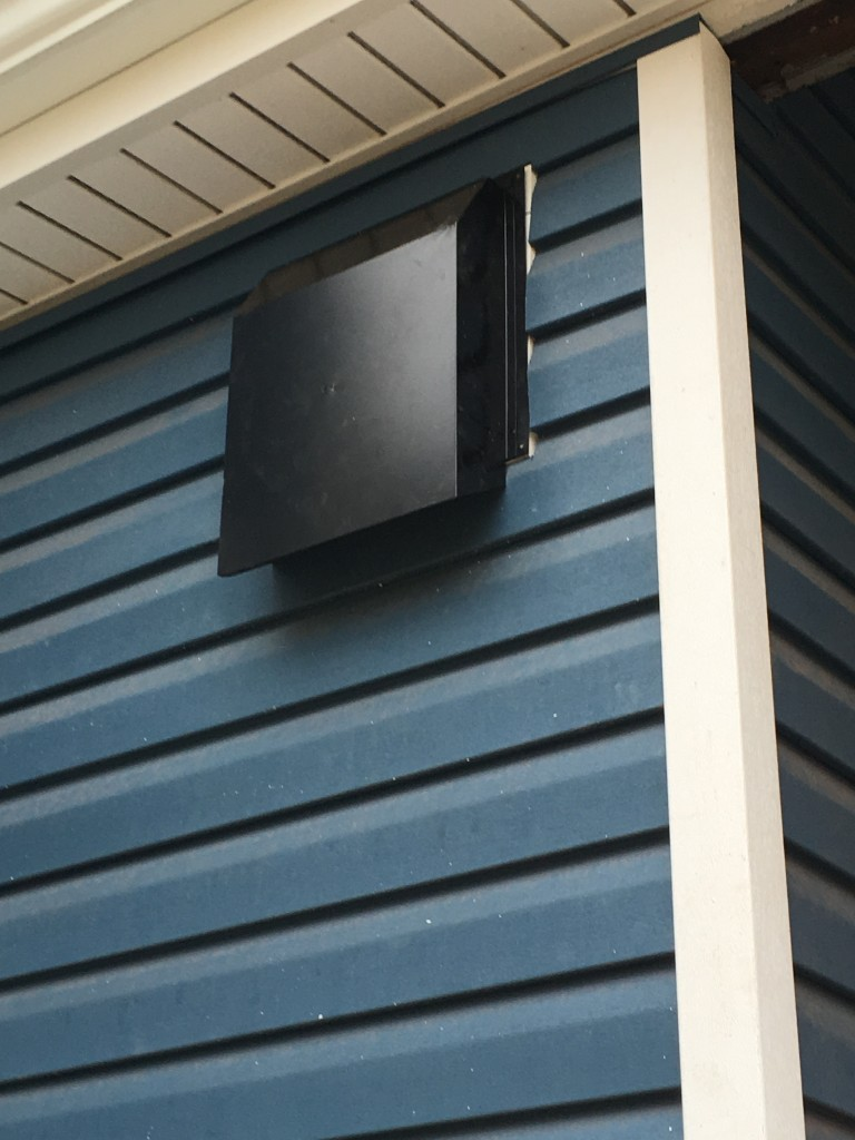 Installing Wall Mounted Bathroom Vent Victorian Home