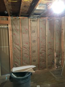 Sheetrock Insulation Soundproofing